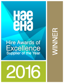 HAE Supplier of the Year 2016